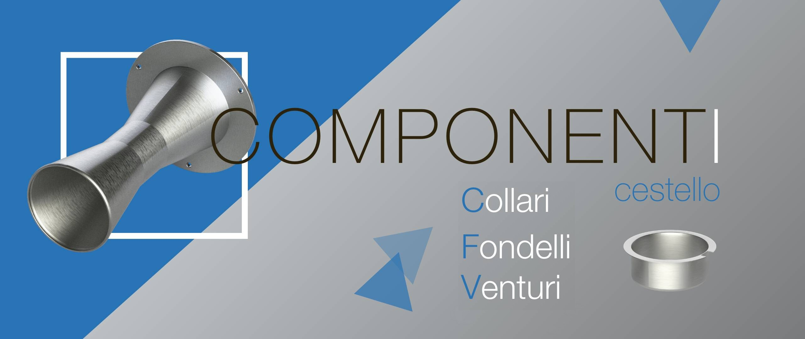 Componenti clean Air World